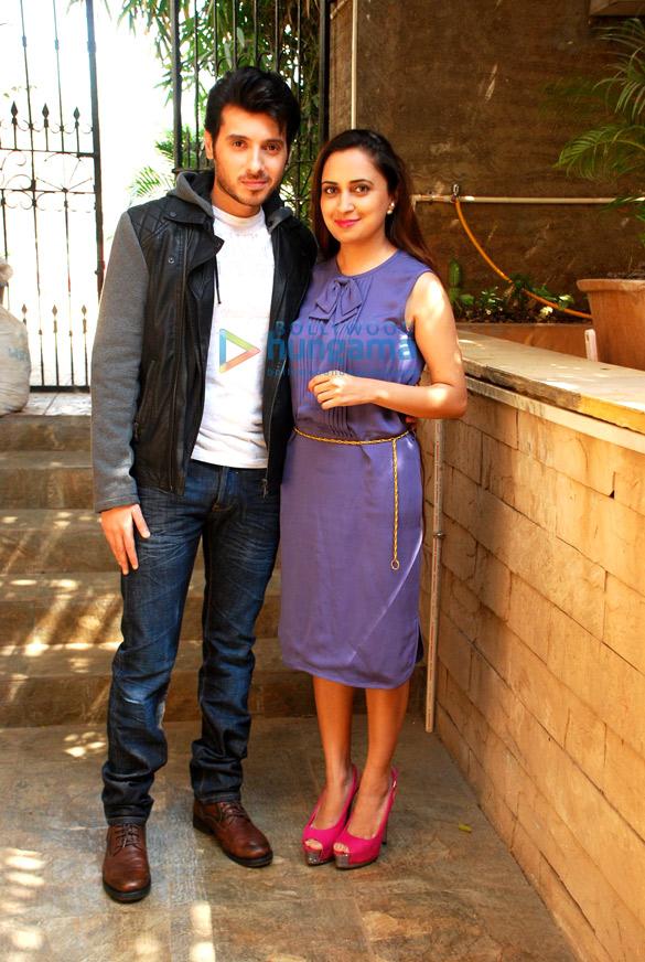 Promotion of the film 'Dilliwaali Zaalim Girlfriend'