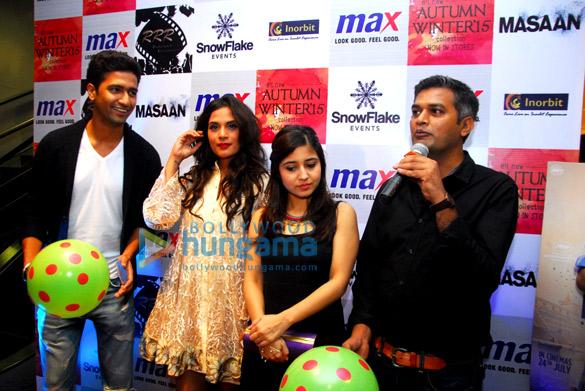Richa Chadda visits Max Store in Pune
