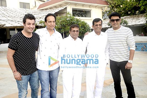 Team of 'Kis Kisko Pyaar Karoon' spotted promoting the film