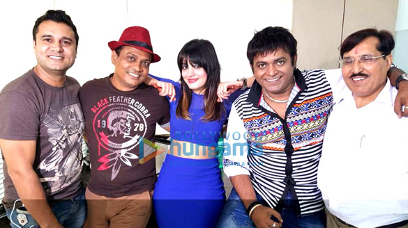 Press meet of 'Hum Sab Ullu Hain'