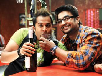 Movie Still From The Film Jodi Breakers,Omi Vaidya,R Madhavan