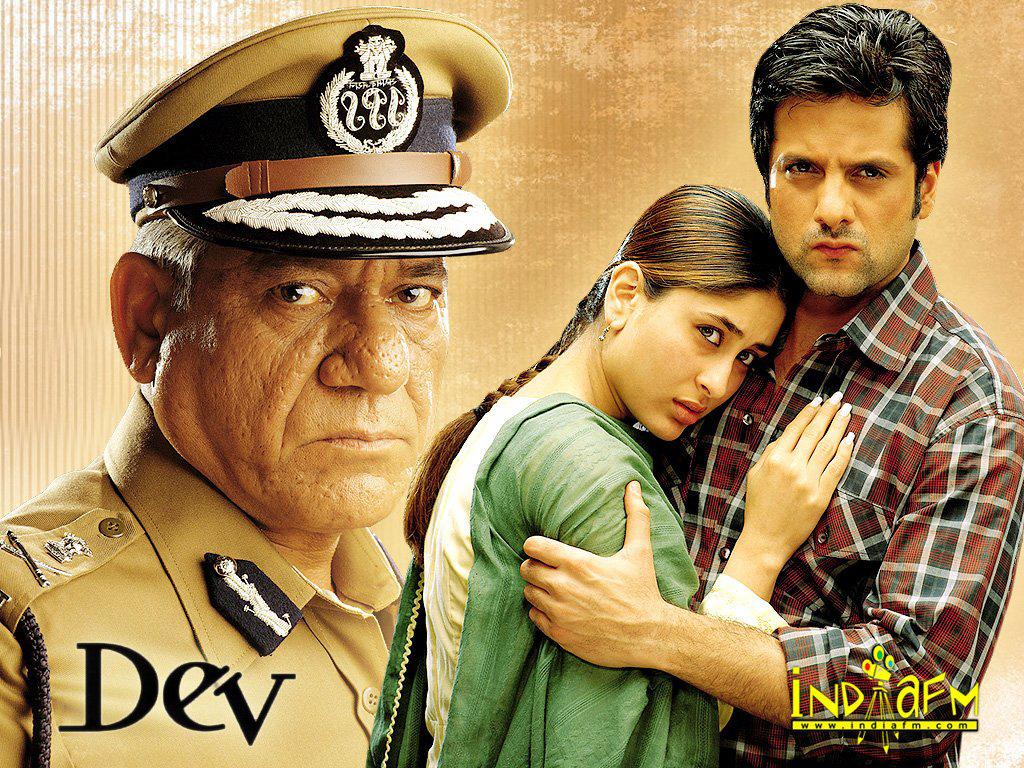 Om Puri,Kareena Kapoor,Fardeen Khan