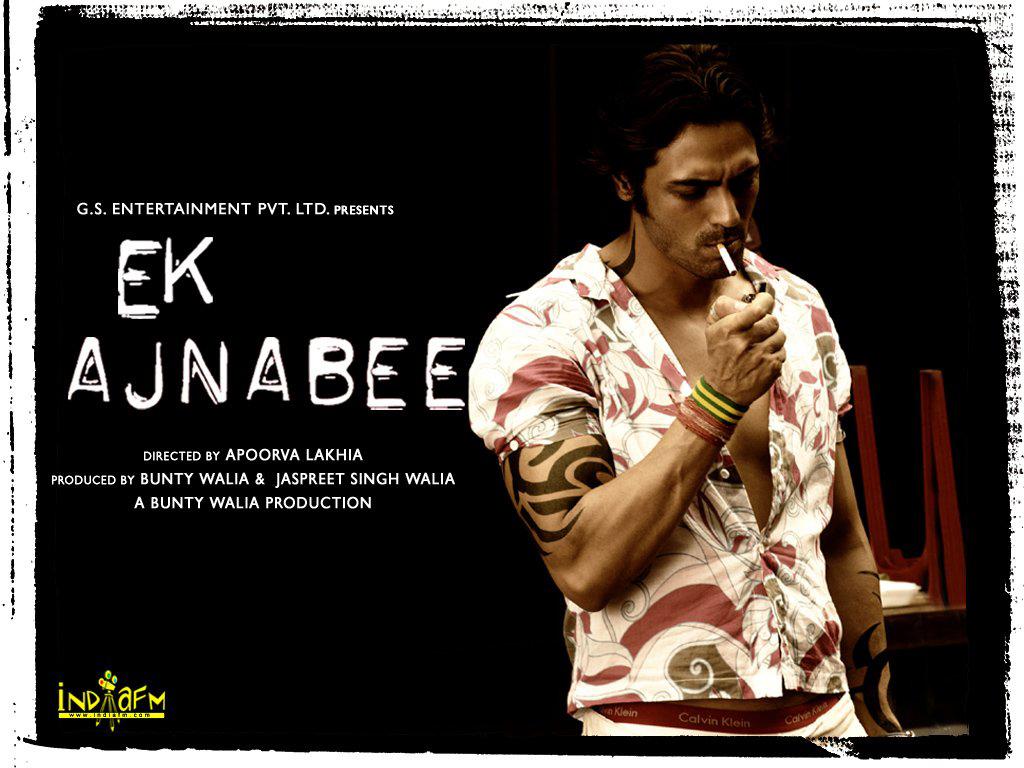 Ek Ajnabee Movie Wallpaper