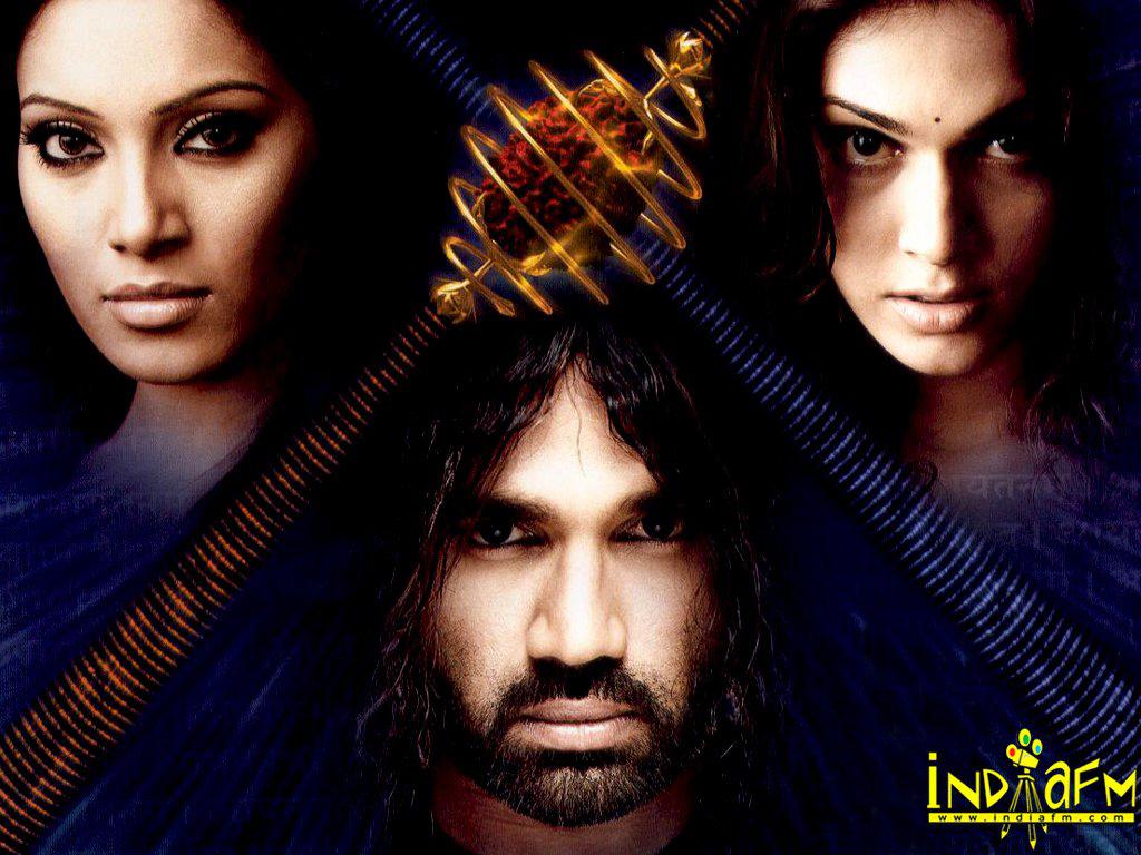 rudraksh movie