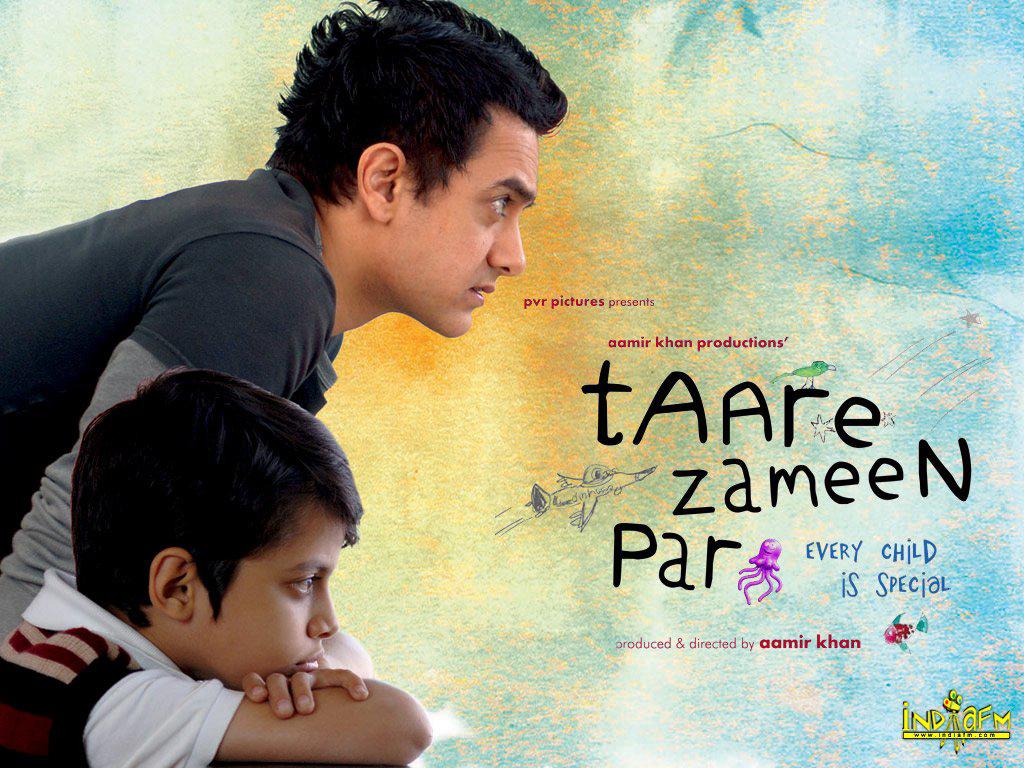 Image result for Taare zameen par official trailer images