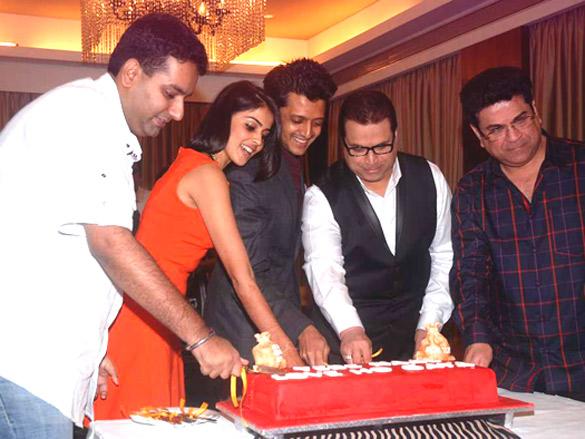 Success bash of 'Tere Naal Love Ho Gaya'