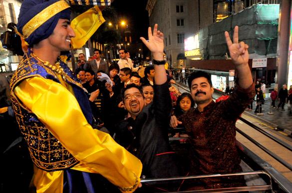Premiere of 'Chaar Din Ki Chandni' in Hong Kong