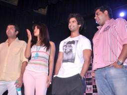 Kunal Kohli, Priyanka Chopra, Shahid Kapoor, Vicky Bahri