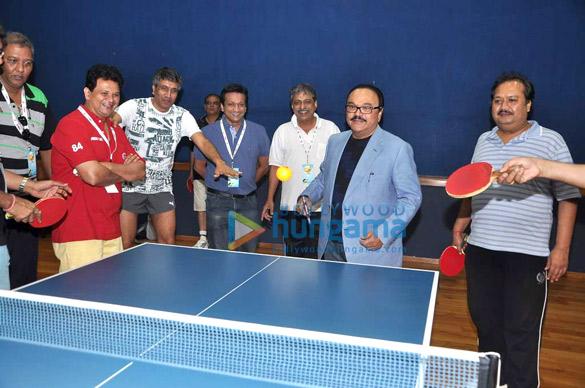 Starcast of 'Le Gaya Saddam' at Godrej Eon Tour De India race