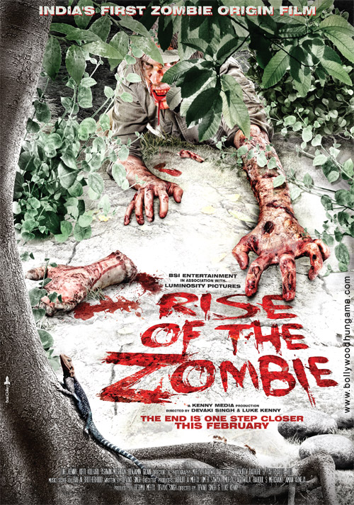 First Look Of The Movie Rise Of The Zombie