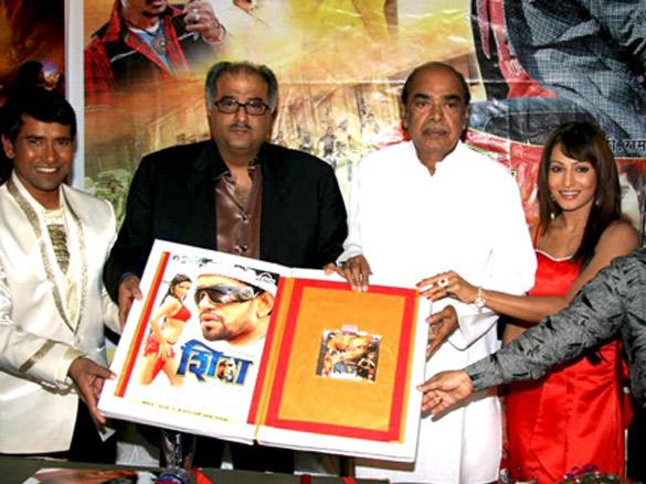 Boney Kapoor unveils 'Shiva' music album