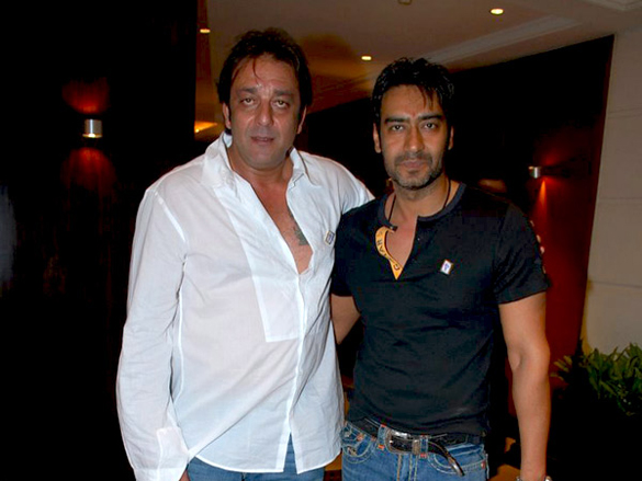Preity Zinta,Ajay Devgan and Sanjay Dutt support ACT (Against Child Trafficking)