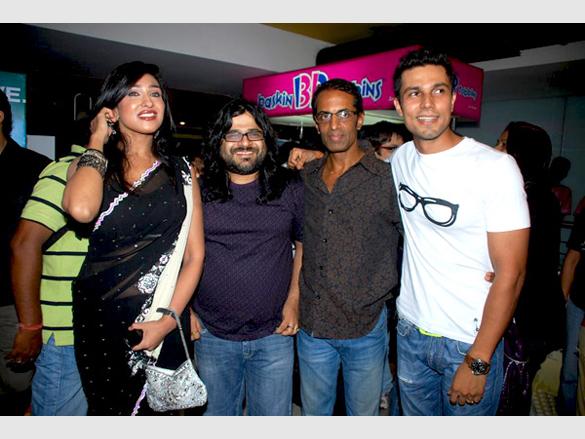 Premiere of Love Khichdi