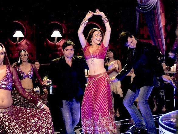 Sohail Khan,Preity Zinta