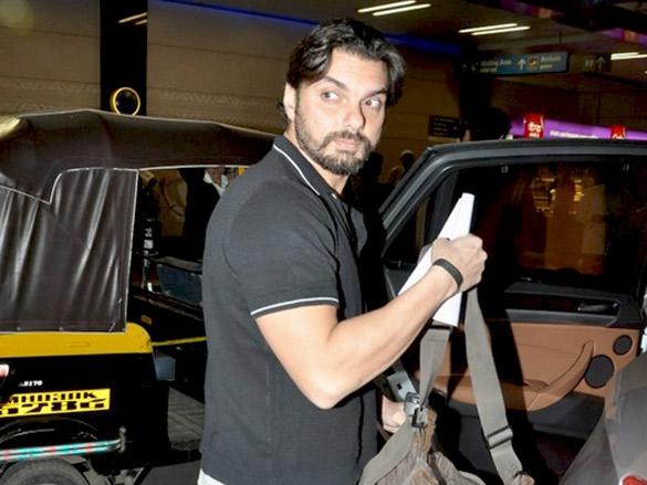 Salman, Sohail and Sonakshi leave for IIFA Sri Lanka