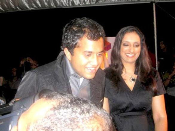 Fashion Show Green Carpet at IIFA Sri Lanka Day – 1