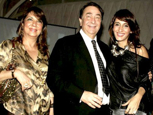 Randhir Kapoor and Farah Ali Khan grace Italian Day Celebrations