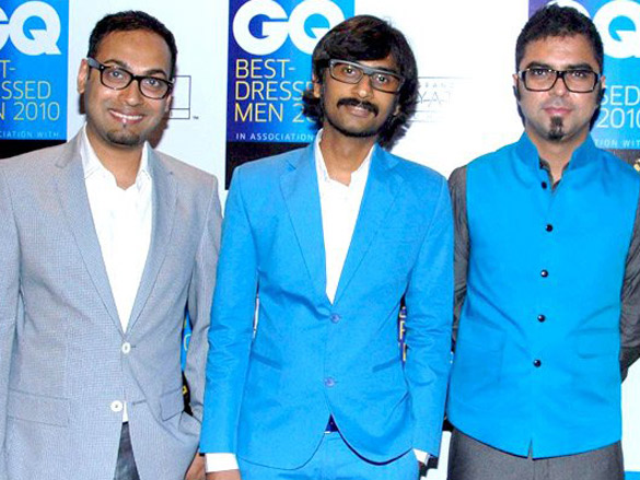 GQ India announced their 50 Best-Dressed Men