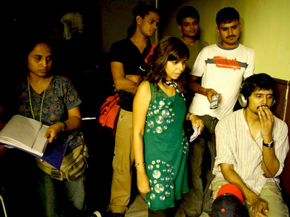 On The Sets Of Aashayein
