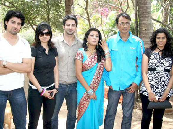 Mahurat of film 'Who's There'