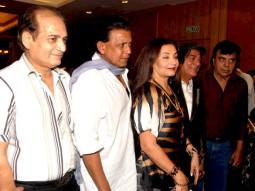 Photo Of Mithun Chakraborty,Salma Agha,Jagdeep From Press conference of Dadasaheb Phalke Awards