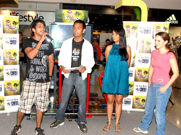 Zara Nachke Dikha contestants dance over Dance-o-Meter