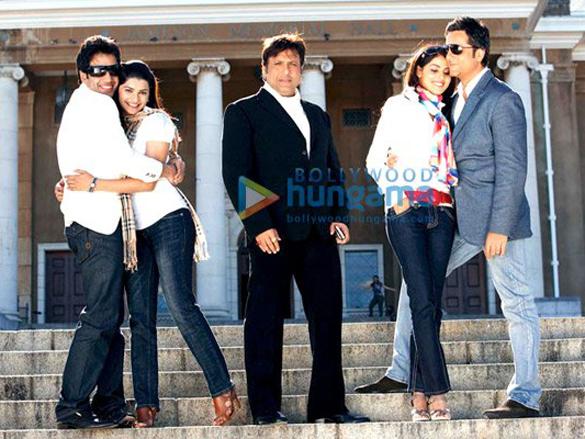 Tusshar Kapoor,Fardeen Khan,Govinda,Genelia D'souza,Prachi Desai
