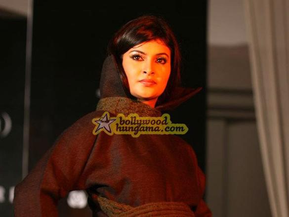 Sayali Bhagat On A Ramp-Age