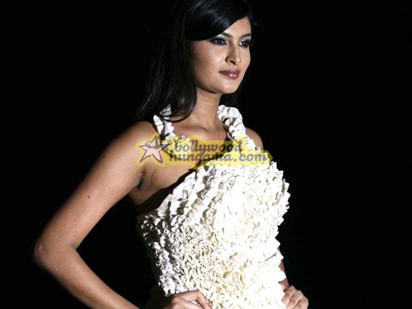 Sayali Bhagat On A Ramp-Age