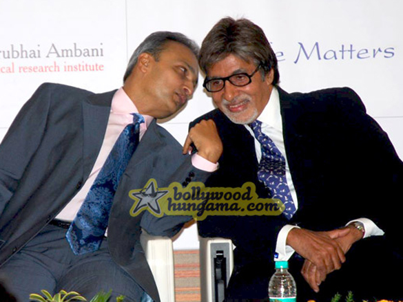 The Bachchans At The Launch Of Kokilaben Dhirubhai Ambani Hospital