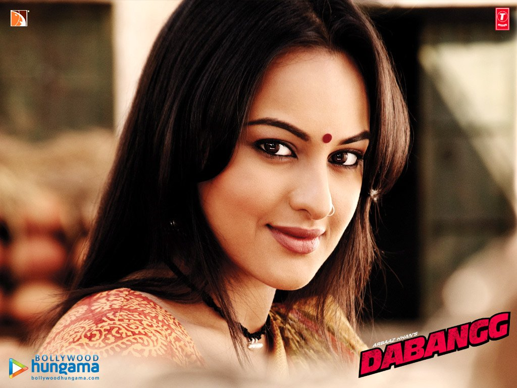 Dabangg 2010 Wallpapers Sonakshi Sinha 136 Bollywood Hungama