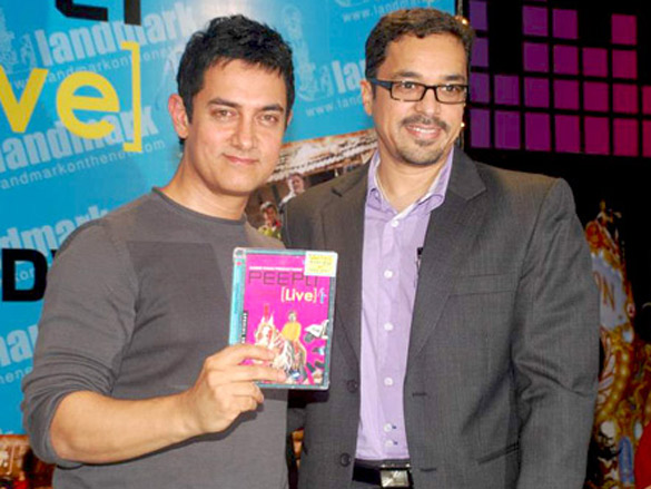 DVD launch of 'PEEPLI [Live]'