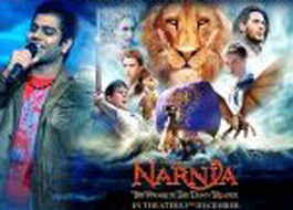 Indian Idol Sreeram collaborates with Narnia 3 for special song