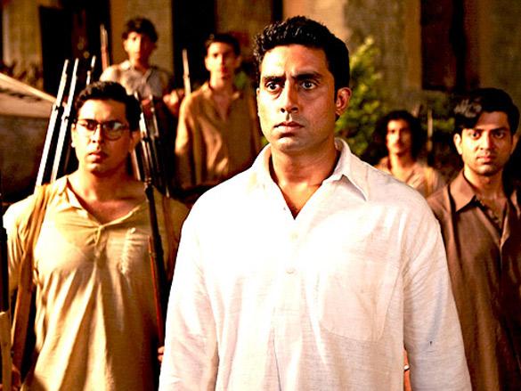 Vijay Maurya,Abhishek Bachchan