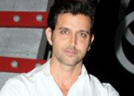 """I haven't let my kids see me yet"" - Hrithik Roshan"