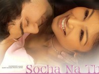 First Look Of The Movie Socha Na Tha