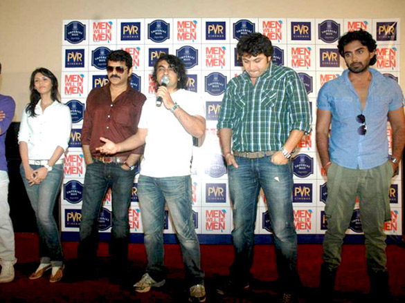 'Men Will Be Men' film press meet