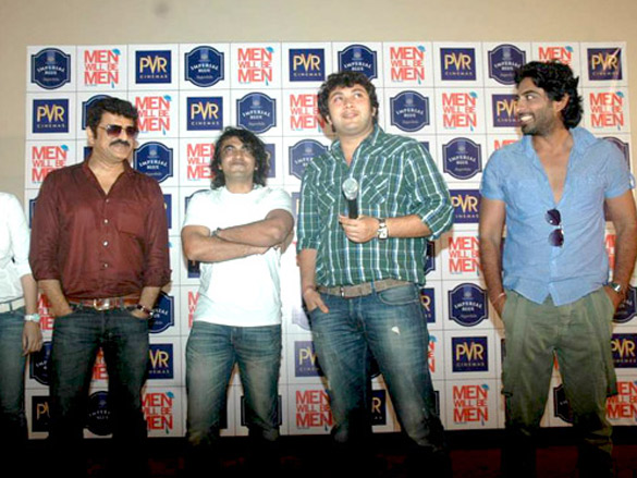 'Men Will Be Men' film press meet