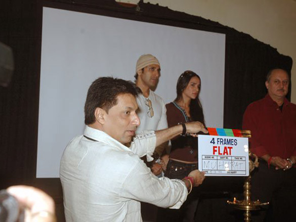 Launch Of The Movie Flat