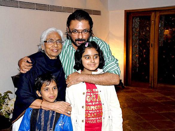Sanjay Leela Bhansali And Vaibhavi Merchant On Sa Re Ga Ma Pa