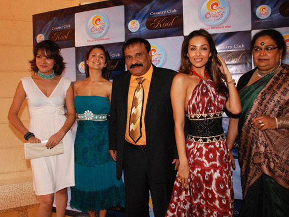 Country Club's Press Conference To Announce New Yr Eve's Performances By Bollywood Stars