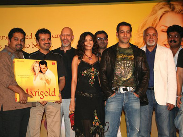 Audio Release Of Marigold: An Adventure In India