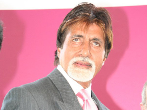 Amitabh Bachchan At The London And India Event