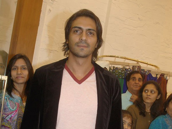 Anna Singh's Store Opening