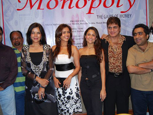 Announcement Party Of Film 'Monopoly'