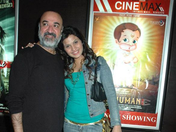 Premiere Of Return Of Hanuman