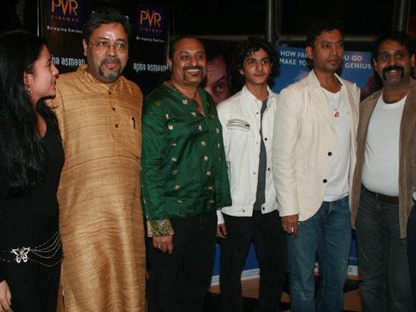 Premiere Of Apna Asmaan