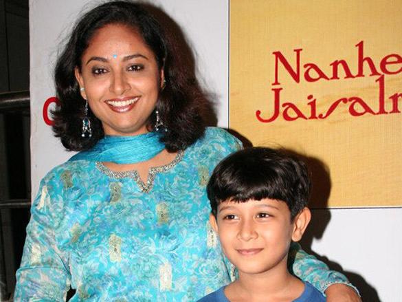 Premiere Of Nanhe Jaisalmer
