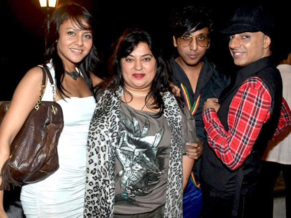 Brinda Parekh's birthday bash
