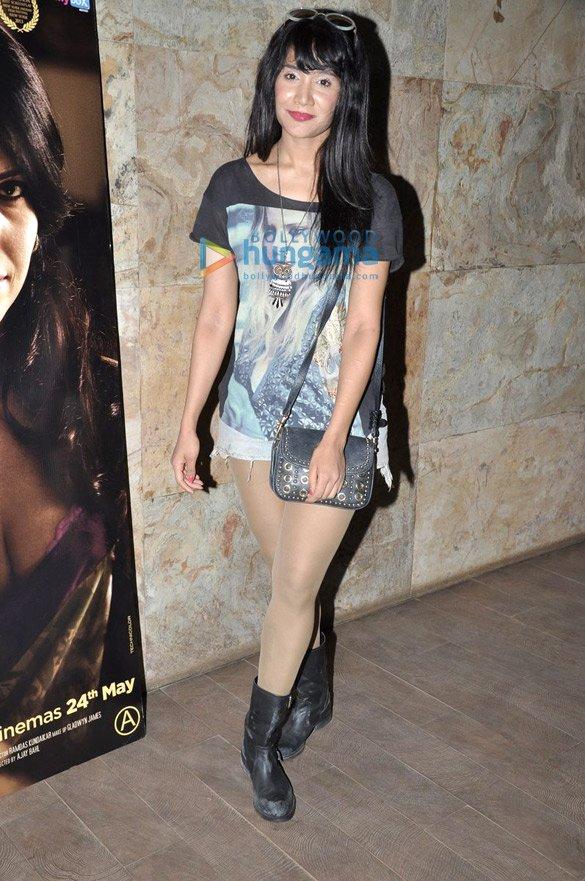 Vishal Bhardwaj at special screening of 'B.A. Pass'
